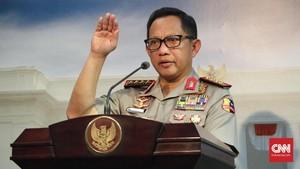 Tito Ingin Purnawirawan Tak Menjelek-jelekkan Polri