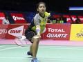 Gregoria Menang, Indonesia Unggul 2-1 atas Thailand