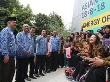 Jokowi Berikan Tukin ke PNS Kemenpora Sampai Rp 24,9 Juta