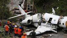 Pesawat Terbelah Dua di Honduras, Semua Penumpang Selamat