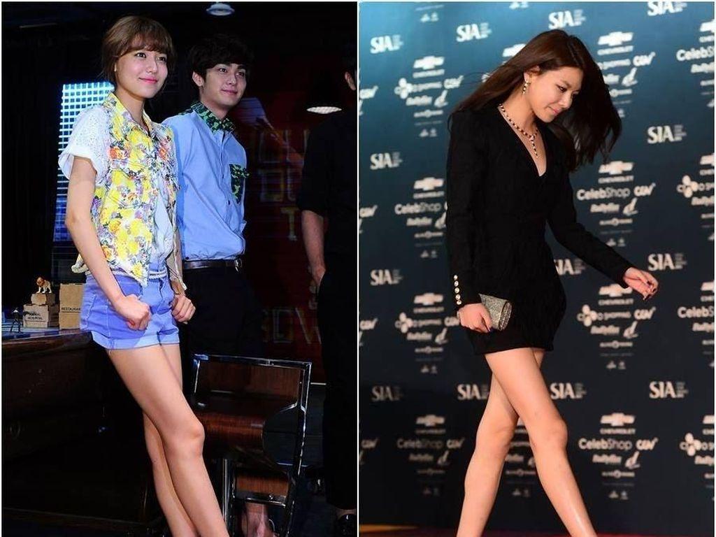 Foto: 9 Artis K-Pop Ini Pernah Terlalu Kurus dan Buat Fans Khawatir