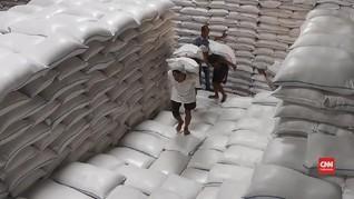 VIDEO: Tasikamalaya Stok 12 Ribu Ton Beras Jelang Lebaran