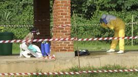 Virus Ebola Jenis Baru Muncul di Afrika Barat