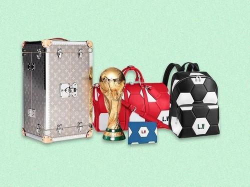 Louis Vuitton Rilis Koleksi Tas Khusus Bertema Piala Dunia 2018