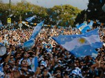 IMF Setujui Program Bantuan Rp 705,9 T untuk Argentina