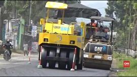 VIDEO: Perbaikan Jalur Alternatif Pantura Dikejar