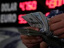 Ambil Untung dan Perang Dagang Hentikan Reli Dolar AS