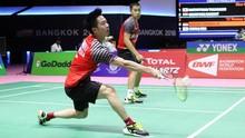 Prediksi Pemain Indonesia vs Malaysia di Piala Thomas 2018
