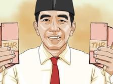 Tak Hanya PNS, Presiden Sampai Anggota DPR Kecipratan THR