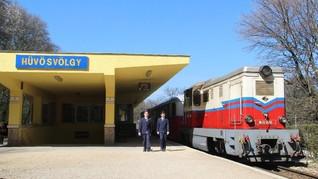 Budapest Punya Layanan Kereta Paling Imut