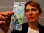 Sambut Piala Dunia 2018, Rusia Terbitkan Uang Edisi World Cup