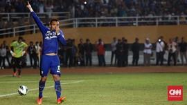 Ambisi Para Mantan di Laga Persib vs PSM Makassar
