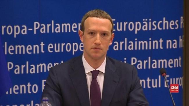 VIDEO: Zuckerberg Kembali Minta Maaf di Depan Parlemen Eropa