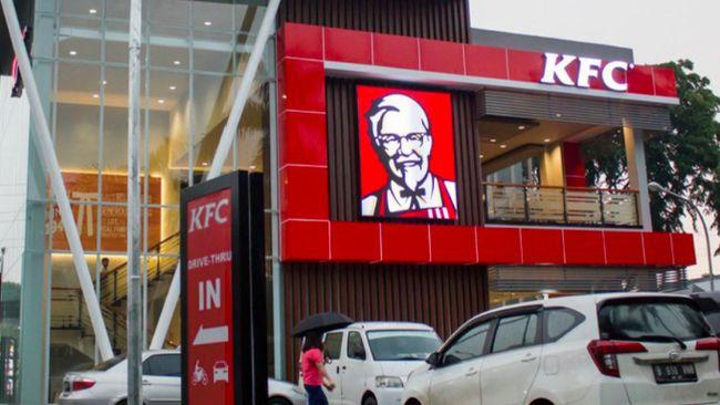 FAST Cuma Jualan Ayam, KFC Incar Pendapatan Rp 8 T Tahun Depan