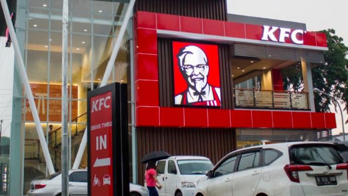 Laba Ayam Goreng KFC Kian Gurih, 2018 Naik 27%