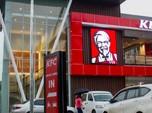 KFC Siap Bagi Dividen 10 Juli, Berapa Dividen Yield-nya?