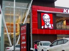 Banyak Tutup Gerai, Laba KFC Q1 Ambles Hampir 90%