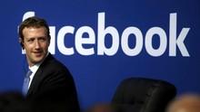 Saham Facebook Merosot Usai Ditinggal Dua Pendiri Instagram