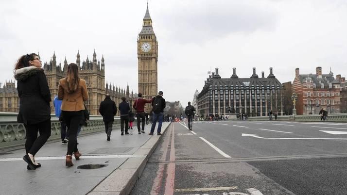Bakal Lama, Lockdown di Inggris Bisa Sampai 6 Bulan