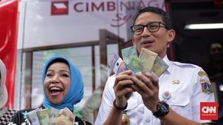 BI Imbau Masyarakat Tukar Uang Hanya di Tempat Resmi