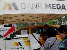 Paruh Pertama 2019, Laba Bank Mega Naik 31% Jadi Rp 891 M