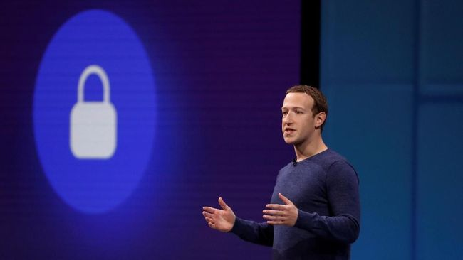 CEO Facebook Minta Aturan Internet Diperbarui