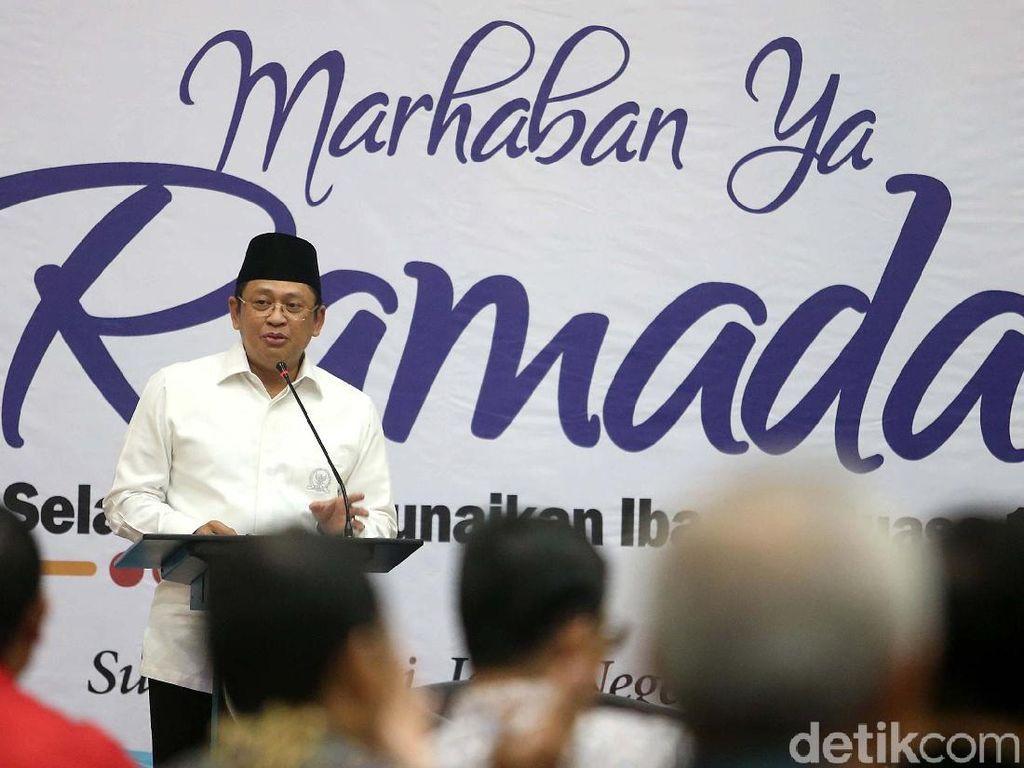 Sementara Ketua DPR Bambang Soesatyo (Bamsoet) mewacanakan KPK sebagai lembaga independen yang permanen. Menurutnya hal itu harus mulai dibahas.