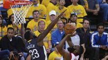 Final Wilayah Barat NBA: Rockets Imbangi Warriors 2-2