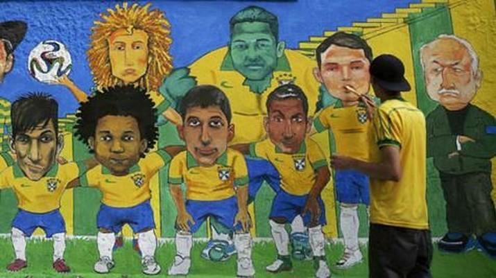 Meski kualitas menurun, namun Luhut Pandjaitan tetap setia dukung Brasil.