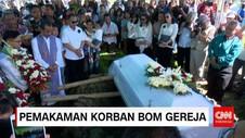 Pemakaman Dihadiri Keluarga dan Sejumlah Kerabat