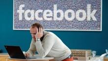 Facebook Mangkir, Sidang Pencurian Data Ditunda 3 Bulan