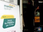 Laba Bank Syariah Mandiri Turun 36% Jadi Rp 212 M