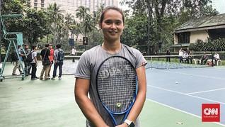 Beatrice Siap Hadapi Persaingan Ketat di Tenis Asian Games