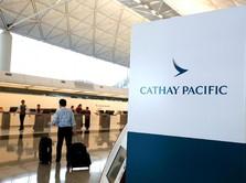 Tumbang, Cathay Pacific Rugi Rp 18 Triliun dalam 6 Bulan