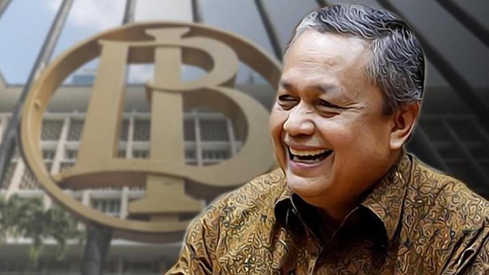 Konsensus pasar yang dihimpun CNBC Indonesia memperkirakan BI menurunkan bunga acuan. Namun itu aklamasi.