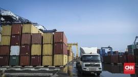 Ekspor Awal Tahun Lemah, Sri Mulyani Waspada Risiko Global