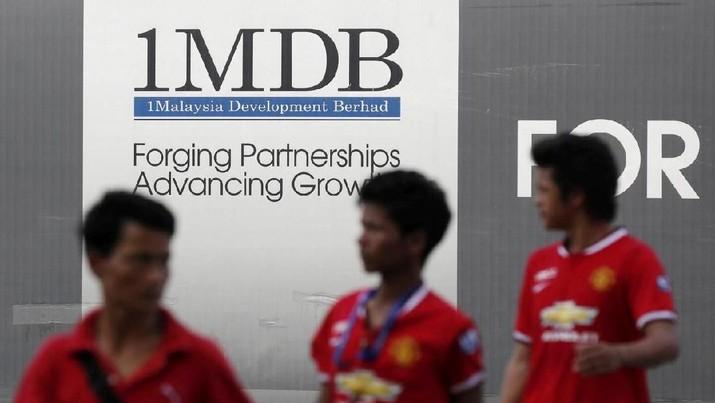 Skandal 1MDB, Rothschild Bank Langgar Aturan Pencucian Uang