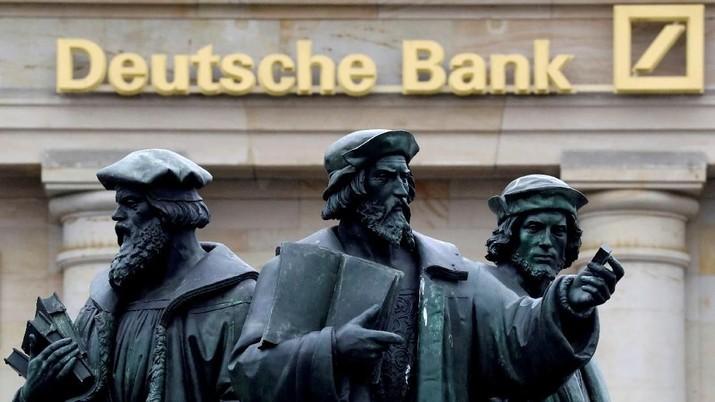 Deutsche Bank berencana merombak operasi perdagangannya atau trading dengan menciptakan