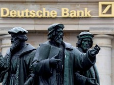 Saham Deutsche Bank Naik Meski Gagal Stress Test AS