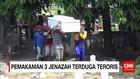 Pemakaman Tiga Jenazah Terduga Teroris
