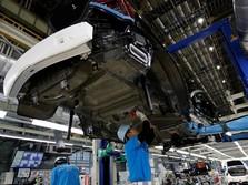 Pabrik Libur 10 Hari, Produksi Toyota & Daihatsu Anjlok 50%