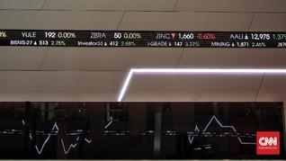 IHSG Stagnan, Bursa Asia Mayoritas Tumbuh Tipis
