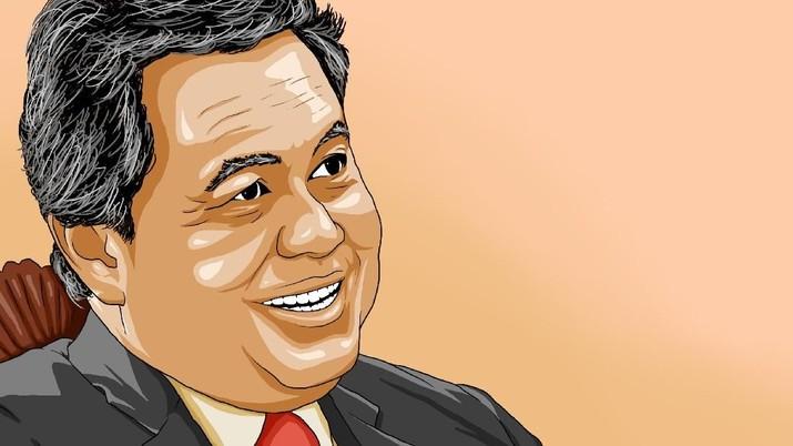 Gubernur Bank Indonesia (BI) Perry Warjiyo menegaskan ruang suku bunga acuan atau BI 7-Day RR masih terbuka lebar untuk naik.