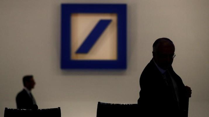 Laba Deutsche Bank di Kuartal III Cuma Rp 4 T, Anjlok 65%