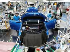 Toyota Tarik 2,4 Juta Mobil Prius dan Auris