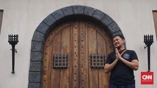 Hanung Kenang Pram Sempat Tolak Rencana Film 'Bumi Manusia'