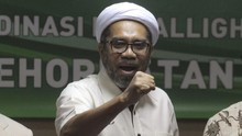 Ali Ngabalin, Jurus Jokowi Bangun Pondasi Lawan Oposisi