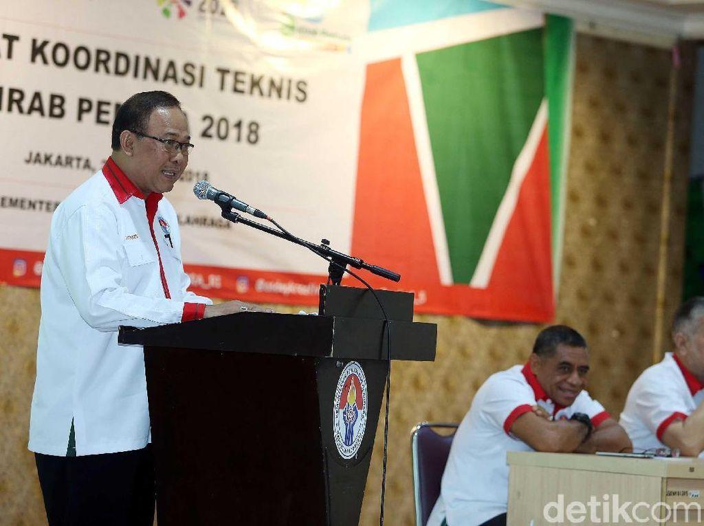 Sekitar 68 peserta kirab dari 34 provinsi akan berkeliling di seluruh daerah di Indonesia dan mempromosikan semangat kepemudaan dan wawasan kebangsaan. Mereka akan dibagi dalam dua zona daerah di Indonesia.