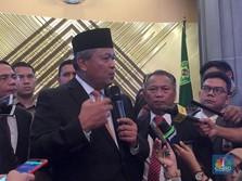 Perry Warjiyo Diramal Naikkan Bunga Acuan 5 Kali di 2018