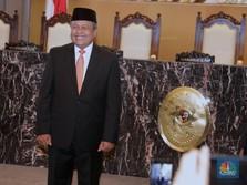 FOTO: Perry Warjiyo Resmi Menjadi Gubernur BI